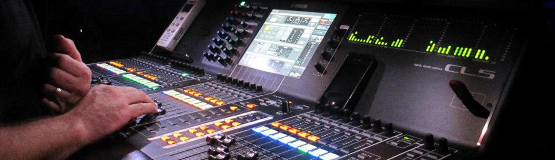 Professional Audio & Lighting